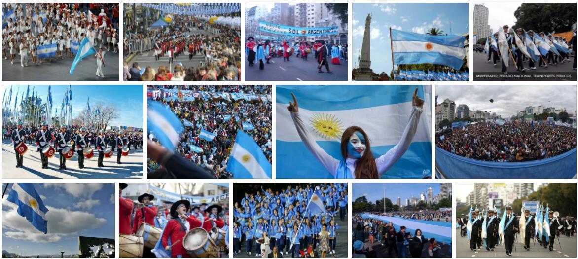 Argentina Independence
