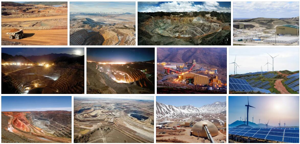 Argentine Mines and energy