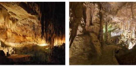 Dragon caves of Porto Christo