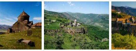 Armenia Travel Warning