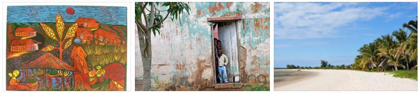 Mozambique Arts