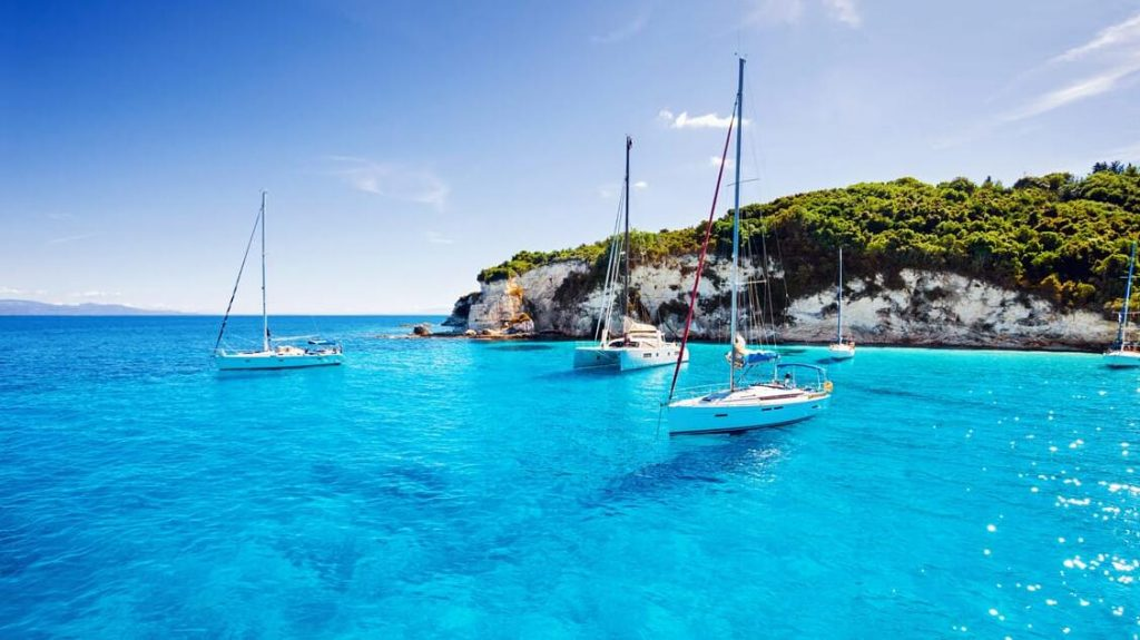 Sailing Adventure in Greece