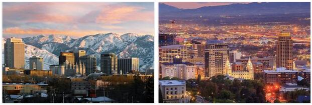 Salt Lake City - The Olympic City Has a Lot to Offer